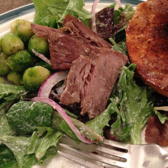 horseradish salad dressing