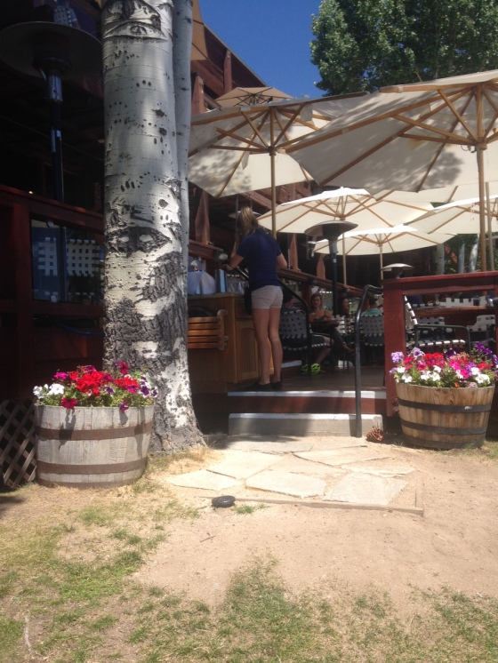 patio, Jakes on the Lake, Tahoe City, Nevada