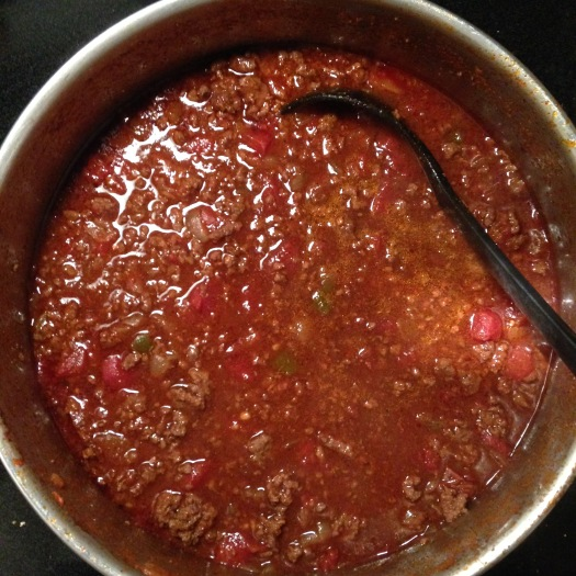 red chili texas style