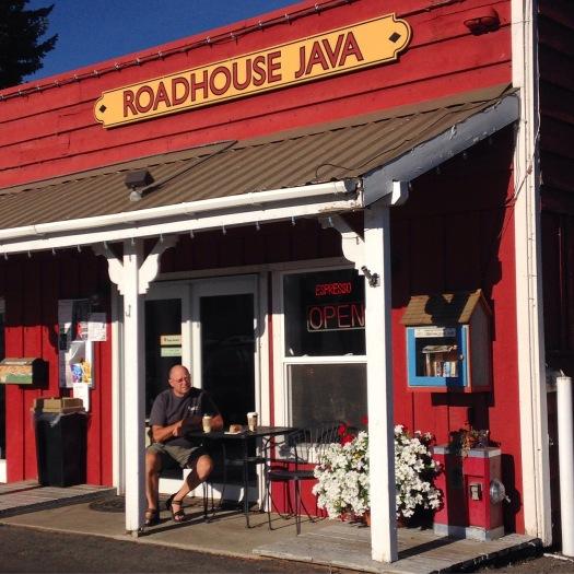 Favorite espresso stand, in New Meadows, ID
